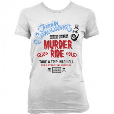Captain Spaulding Womens T-shirt