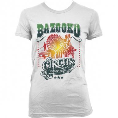 Bazooko's Circus Womens T-shirt