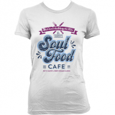Soul Food Cafe Womens T-shirt