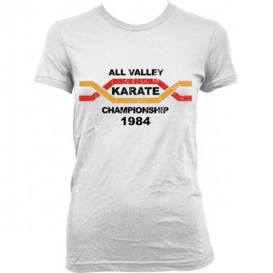 All Valley Womens T-shirt
