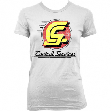 Central Services Womens T-shirt