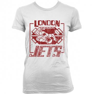 London Jets Womens T-shirt