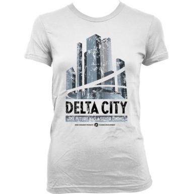 Delta City Womens T-shirt