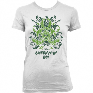Green Man Inn Womens T-shirt