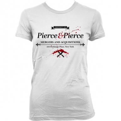 Pierce And Pierce Womens T-shirt