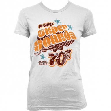 K-Billy's Super Sound Of The 70s Womens T-shirt