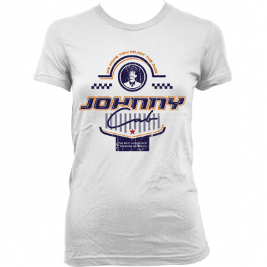 Johnny Cab Womens T-shirt