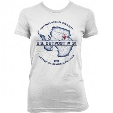 Outpost 31 Womens T-shirt