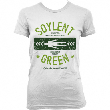 Soylent Green Corporation Womens T-shirt