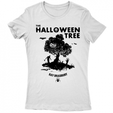 The Halloween Tree Womens T-shirt