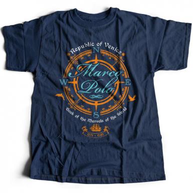 Marco Polo Mens T-shirt