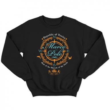 Marco Polo Unisex Sweatshirt