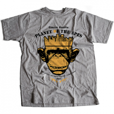 Planet of the Apes Mens T-shirt