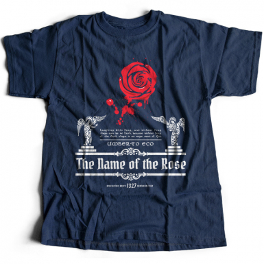 The Name of the Rose Mens T-shirt