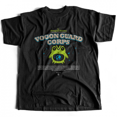 The Hitchhiker's Guide to the Galaxy Mens T-shirt