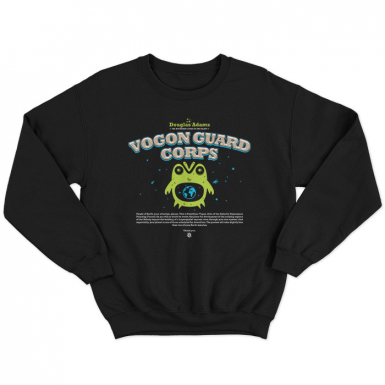The Hitchhiker's Guide to the Galaxy Unisex Sweatshirt