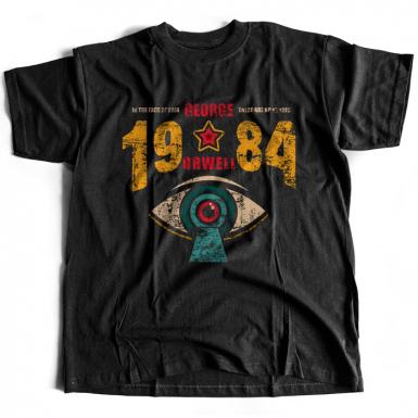 Nineteen Eighty-Four 1984 Mens T-shirt