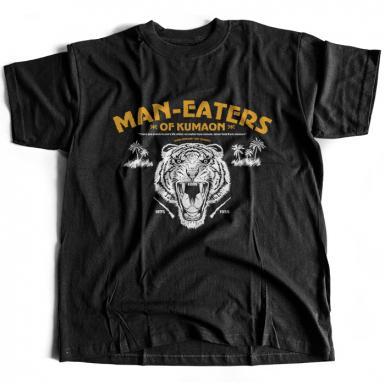 Man-Eaters Of Kumaon Mens T-shirt