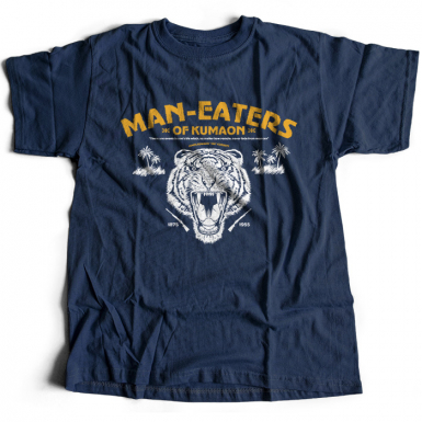 Man-Eaters Of Kumaon Mens T-shirt