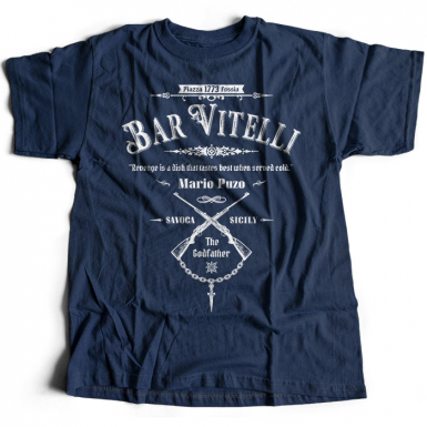 The Godfather (Bar Vitelli) Mens T-shirt