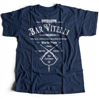 The Godfather (Bar Vitelli) Mens T-shirt