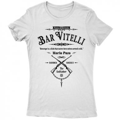 The Godfather (Bar Vitelli) Womens T-shirt