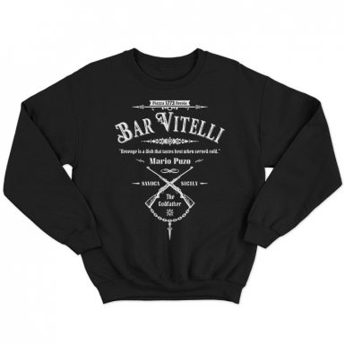 The Godfather (Bar Vitelli) Unisex Sweatshirt