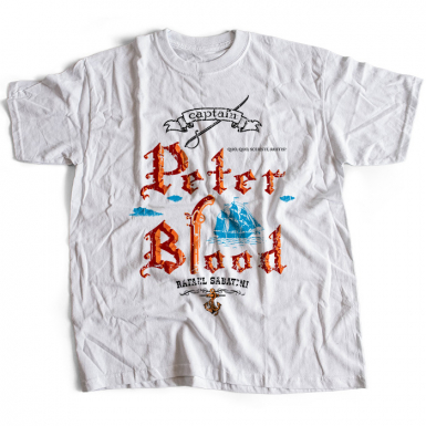 Captain Blood Mens T-shirt