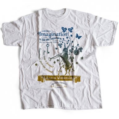 Alice In Wonderland Mens T-shirt