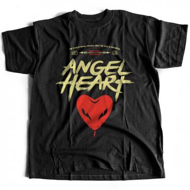 Angel Heart Mens T-shirt