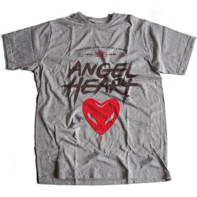 Falling Angel (Angel Heart) Mens T-shirt