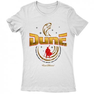 Dune Womens T-shirt