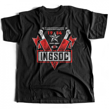 Nineteen Eighty-Four 1984 (INGSOC) Mens T-shirt