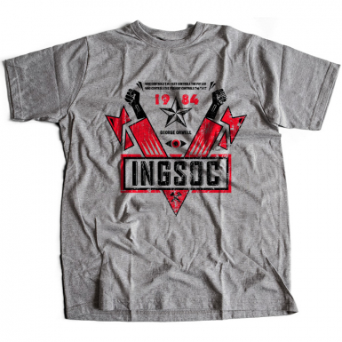 Nineteen Eighty-Four 1984 (INGSOC) Mens T-shirt