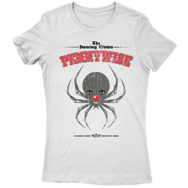 IT (Pennywise The Dancing Clown) Womens T-shirt