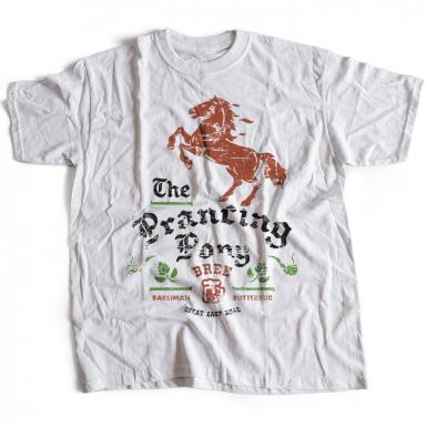 Prancing Pony Inn Mens T-shirt