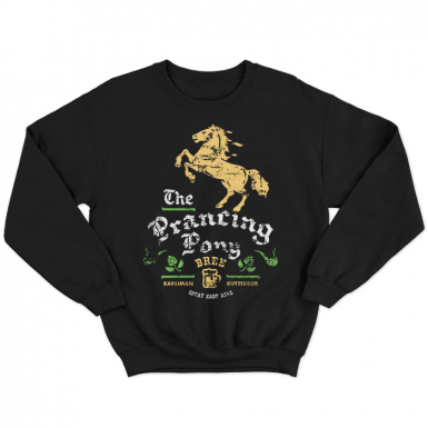 The Lord of the Rings (Prancing Pony Inn) Unisex Sweatshirt