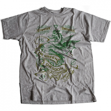 Green Dragon Inn Mens T-shirt