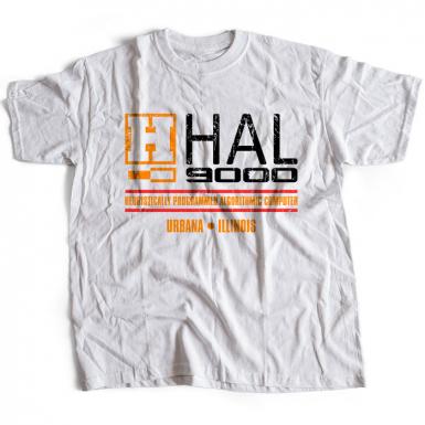 HAL 9000 Mens T-shirt