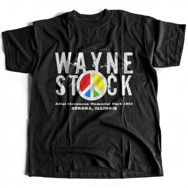 Waynestock Mens T-shirt