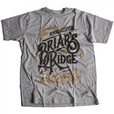 Briar Ridge Mental Hospital Mens T-shirt