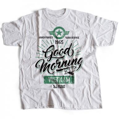 Good Morning, Vietnam Mens T-shirt