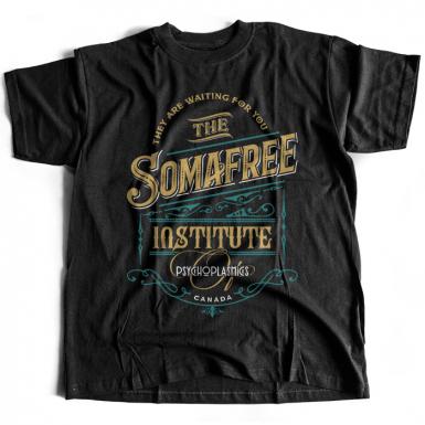 Somafree Institute Mens T-shirt