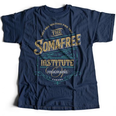 Somafree Institute Mens T-shirt