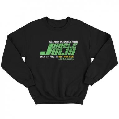 Jungle Julia Unisex Sweatshirt