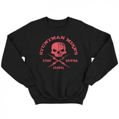 Stuntman Mike Unisex Sweatshirt