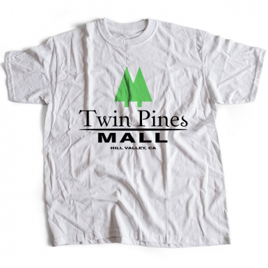 Twin Pines Mall Mens T-shirt