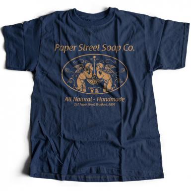 Paper Street Soap Co Mens T-shirt