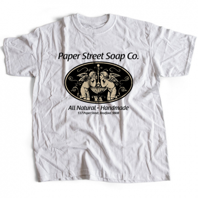 Paper Street Soap Co Mens T-shirt