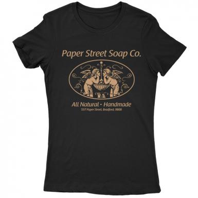 Paper Street Soap Co Womens T-shirt